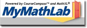 MyMathLab Logo