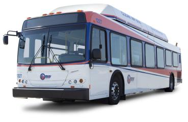 picture of Omnitrans bus