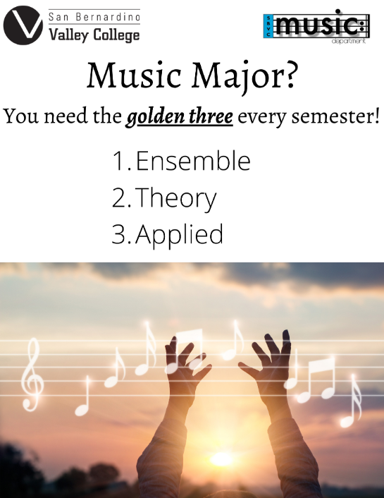 Music Majors need these three classes every semester!