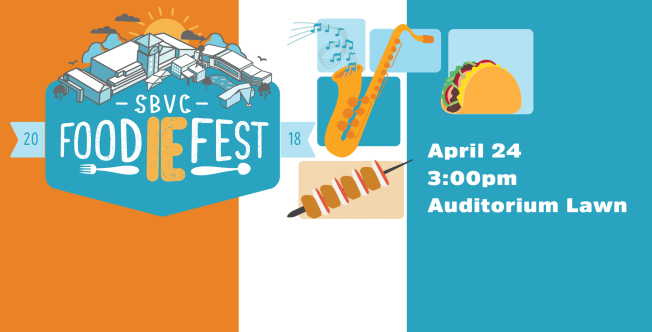 April 24 > 2nd Annual FoodIEFest