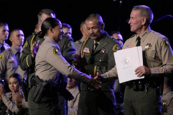 Graduates of Police Academy 211 to Join Several Local Agencies