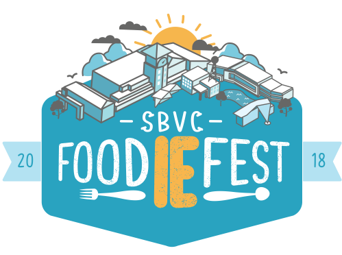 the new foodiesfest logo