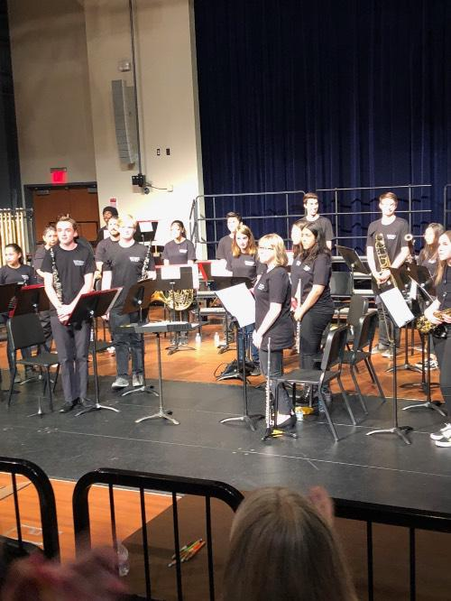 Honor Band 2018