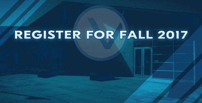 Register for Fall 2017 >