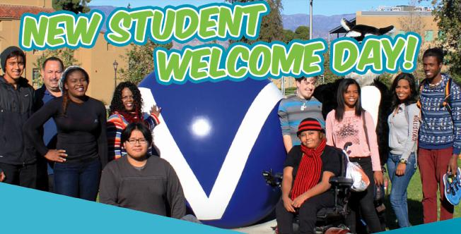 August 9 > New Student Welcome Day