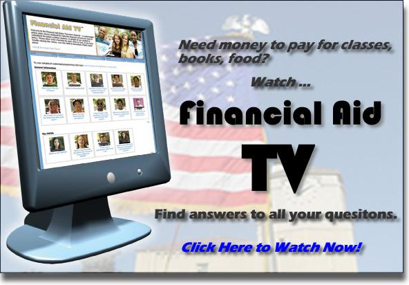 Financial Aid TV - Find the Answers to your questions here!