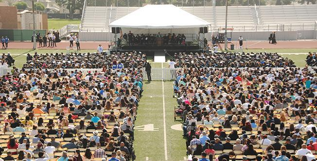 May 26 > Commencement 2017