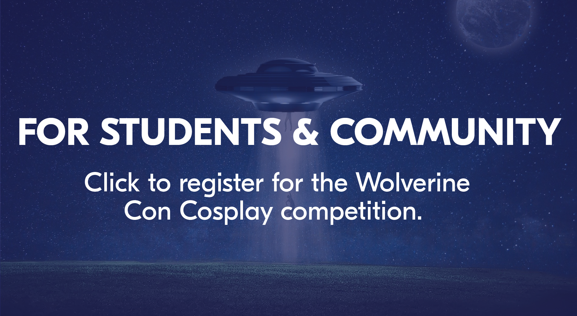 Register for Cosplay