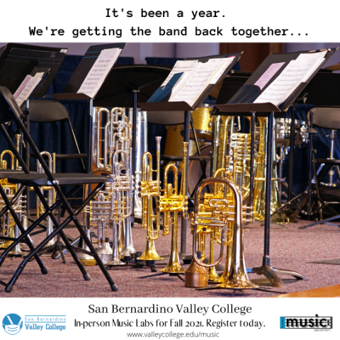 Fall 2021 Band Flyer