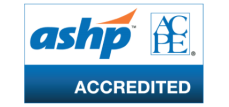 Pharmacy Tech Accredited by ASHP