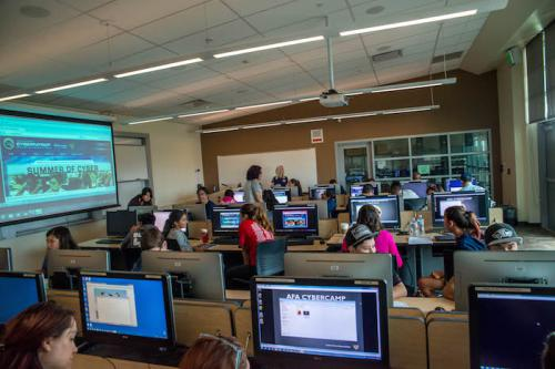 Inland Empire teens learn the essentials of cybersecurity