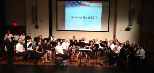 Picture of Summer Band 2017