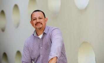 Louie Rodriguez named chair at UCR