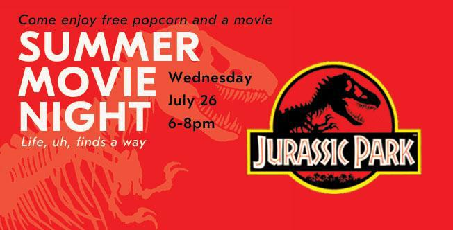 July 26 > Summer Movie Night