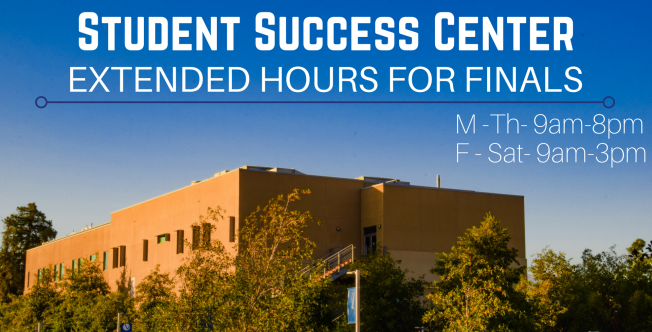Student Success Center Hours >