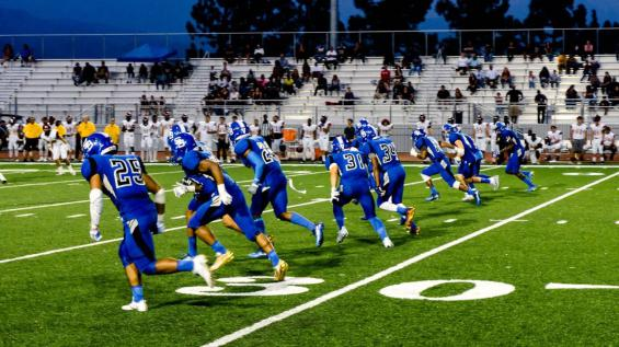 Valley College Edu >> Sbvc Reviving Decades Old Tradition In Football Season Opener