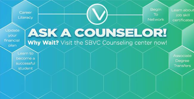 Ask a Counselor >