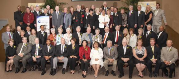 The 85 People of Distinction join the long listof notable alumni from SBVC
