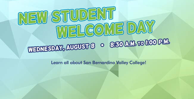 New Student Welcome Day »