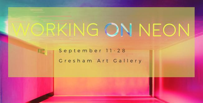 September 11-28 > Art Exhibition