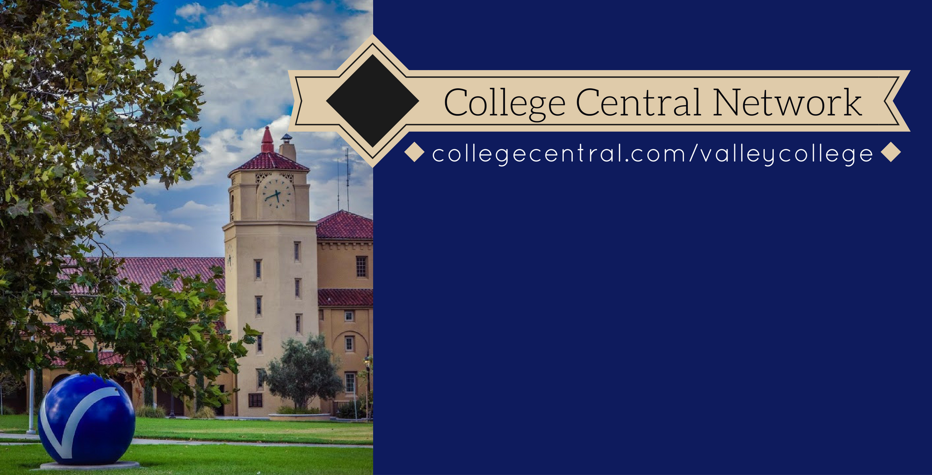 SBVC is on College Central Network!
