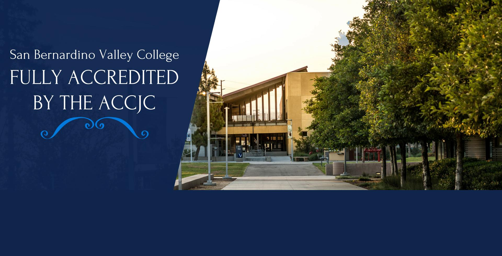 Fully Accredited by WASC >