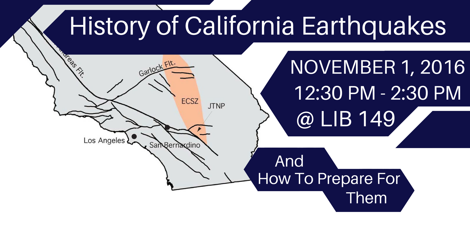 November 1 > History of California Earthquakes