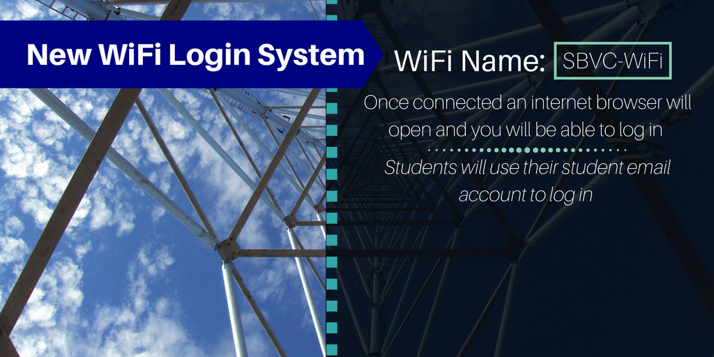 The New WiFi Login System!