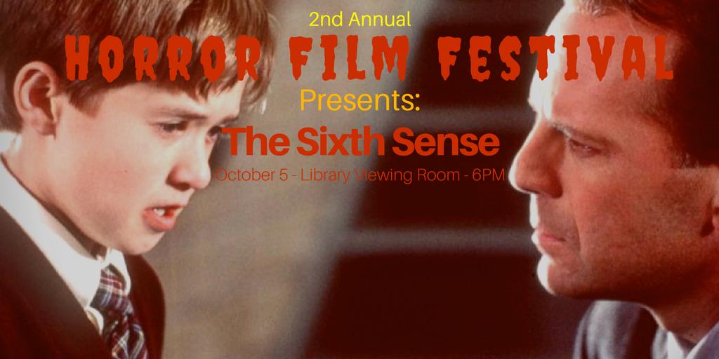 October 5 > The Sixth Sense