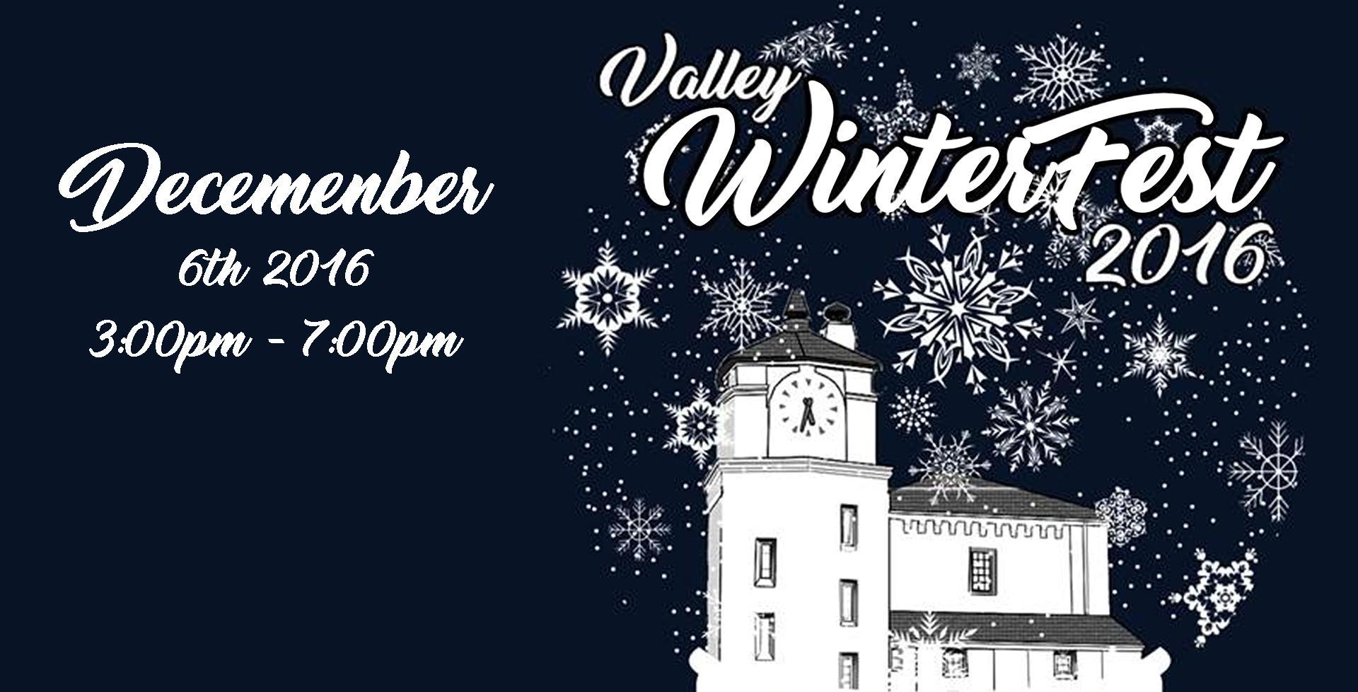 Valley WinterFest 2016
