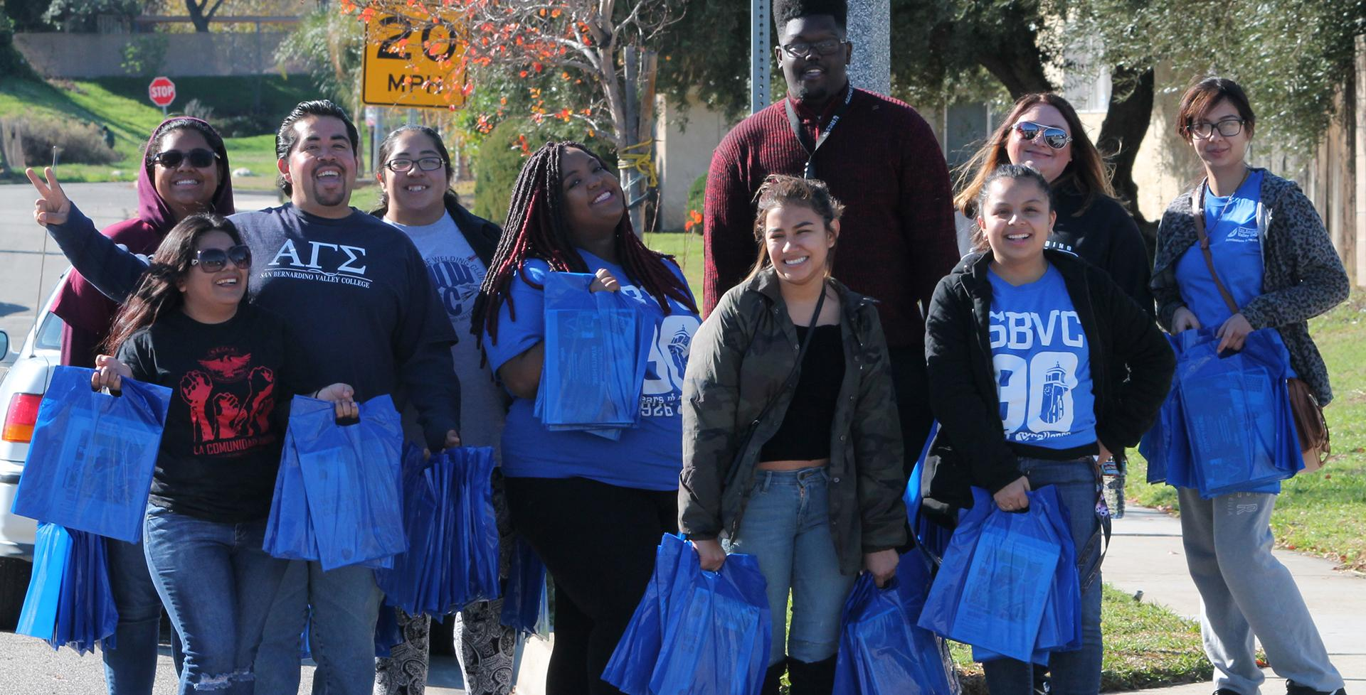 SBVC Reaches Out to Community >