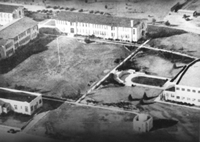 Aerial View of Campus 1930