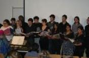 Voci Soli at Humanities Day