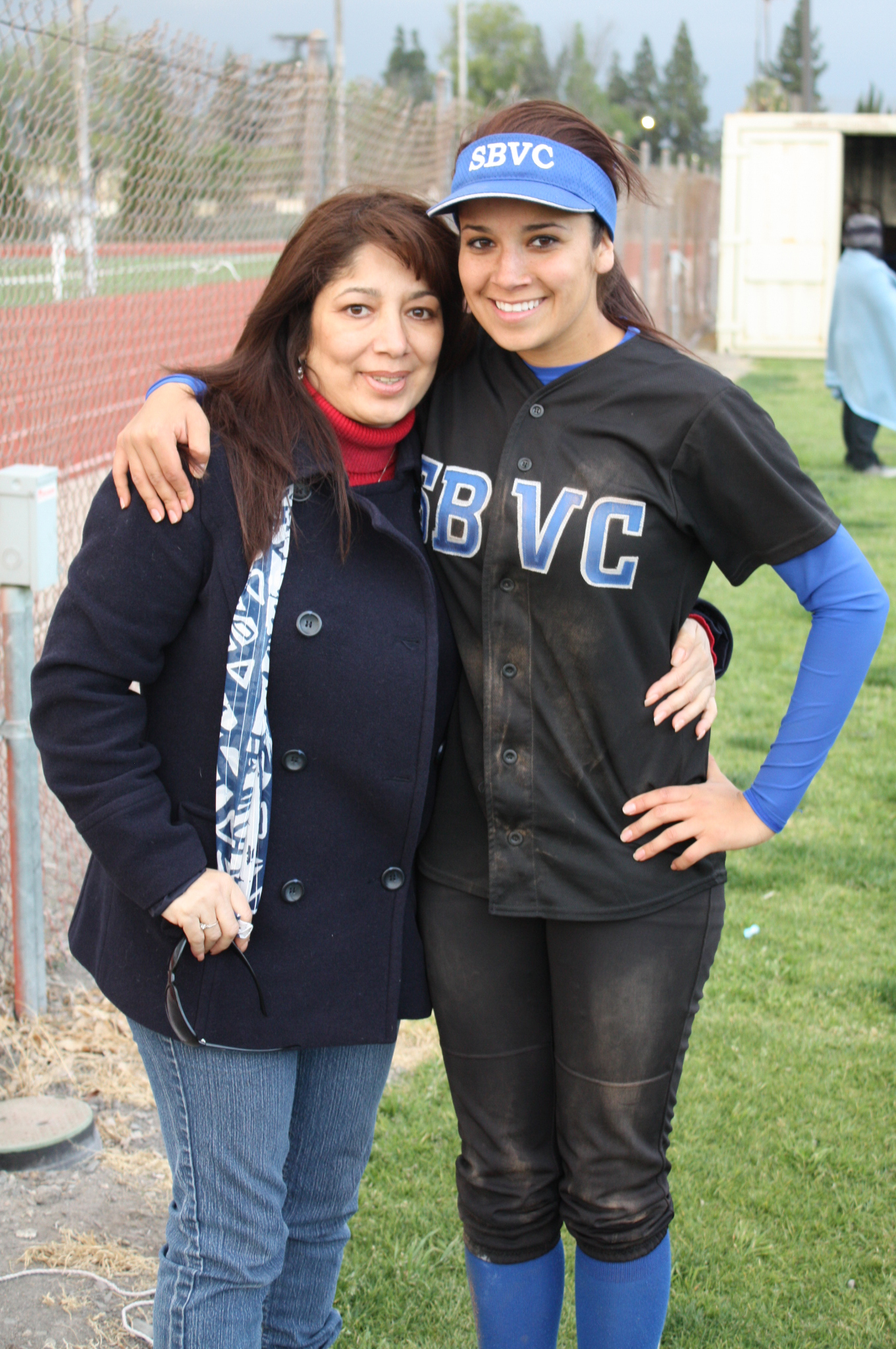yvette robles and daughter bonnie quintero