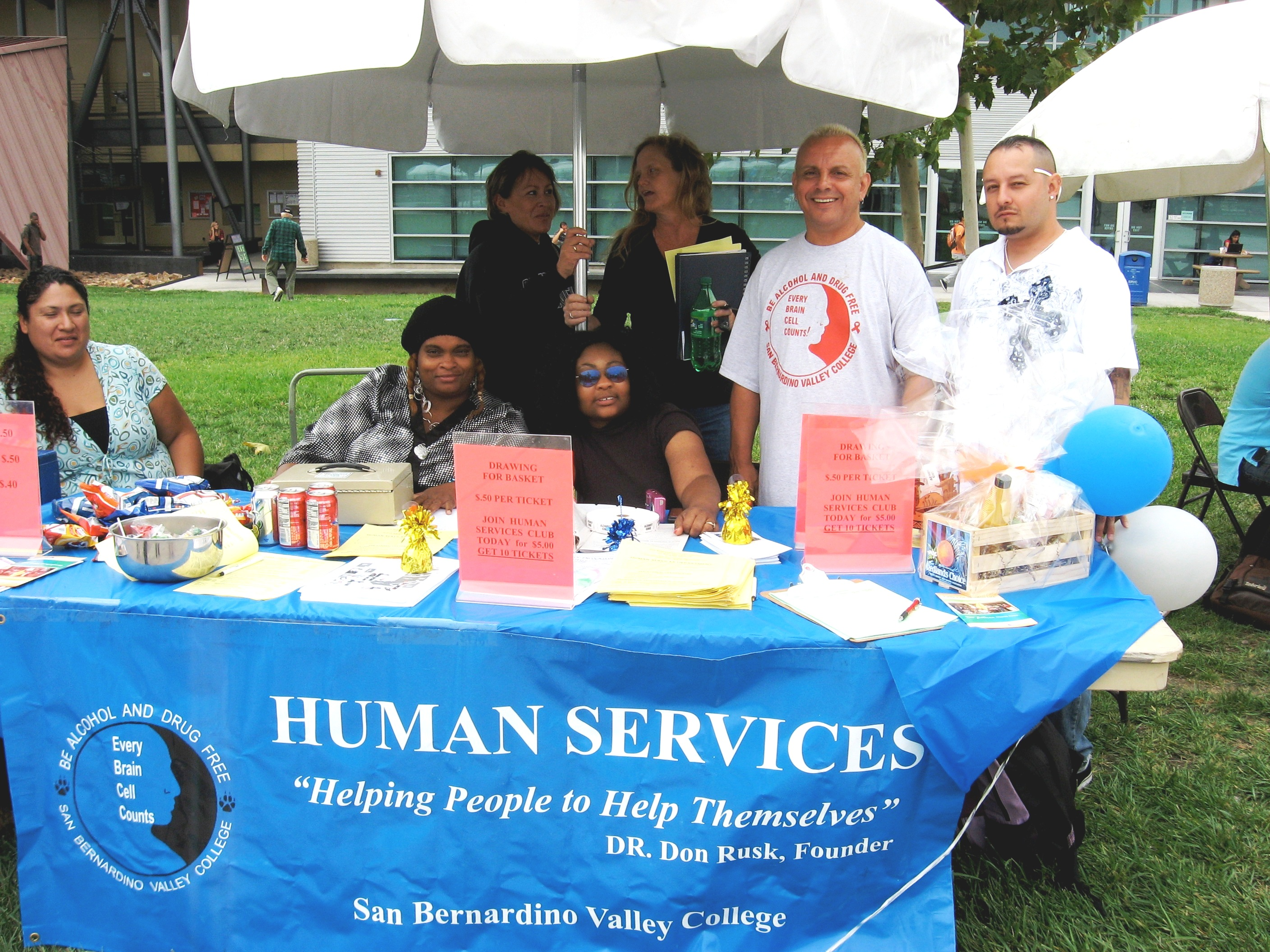 Club Rush Human Services